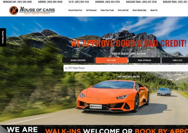 House of Cars Case Study